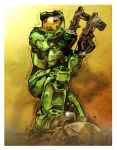 Master Chief by r0tterz