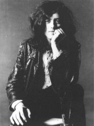Jimmy Page by B-linda