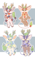 [OPEN] Flofurs Adopts by naraie