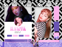 BLACKPINK | PACK PNG | SQUARE UP by KoreanGallery