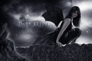 Dark Keeper by MeemieArt