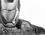 Avengers: Iron Man by sambeawesome