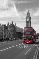 London Bus by K-Boyd-Photography
