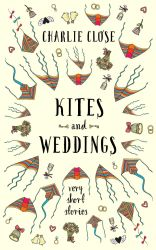 Kites and Weddings book cover design by ebooklaunch