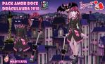 PACK AMOR DOCE MONSTER HIGH by Marylusa18