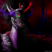 King Sombra by Roselinath