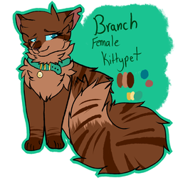 Branch REF 2018 by CinderedBranch