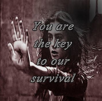 The Key to Our Survival by 2obssessedwithfandom