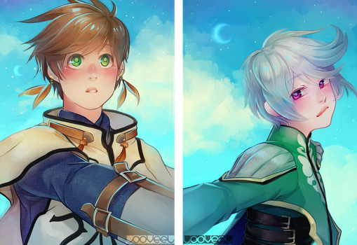 A little sormik for Valentine's Day by Looveel