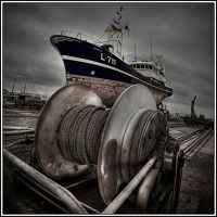 Trawler by Anubis-noise