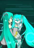 Vocaloid : Both Now and Future by ICSanimangalovers