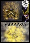 Cell vs Gohan Part 3 - p2 by SUnicron
