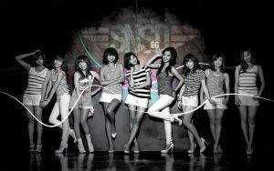 SNSD Wallpaper by Trillation