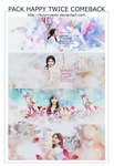 ///261016///PACK HAPPY TWICE COMEBACK by Byunryexol