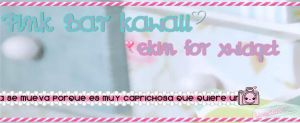 ~Pink Bar Kawaii by:Lucesita by LucesitaEditions