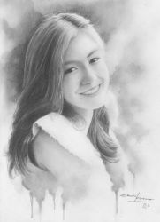 pencil on paper by twiens