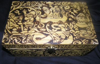 Feats of Thor box by runehammer9