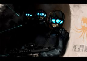 Infiltration by AnimatedTako