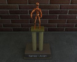 Random Inaccurate Trophy by jaryth000