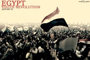 EGYPT YOUTH REVOLUTION by ebnyousry