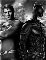 Worlds finest v1 by Art-by-Jilani