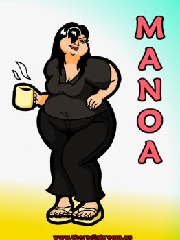 Manoa - Profile Pic 01 (Clothed) by rampant404