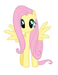 Fluttershy Remake by That-Artist-Chick