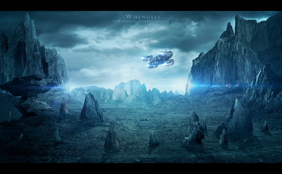 Prometheus by Whendell