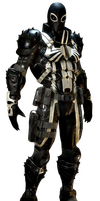 Agent Venom - Transparent Background! by Camo-Flauge