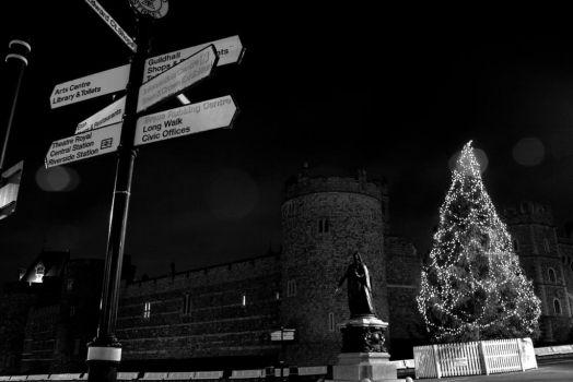 Christmas in Windsor by Scuzi