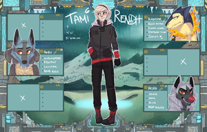 PB: Tami Rendh by ContradictingCats