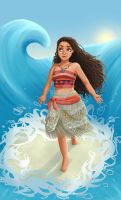 Moana by koffing109