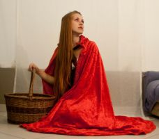 Little Red Riding Hood Stock I by GillianStock