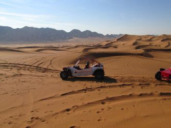 Out dune buggying. by TawogAdventure