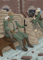 Moment's Rest by goeliath