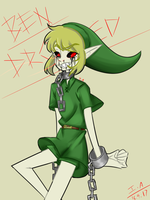 Ben Drowned by AmethystVolutions