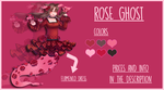 +Adoptable+ ROSE GHOST: OPEN by Crystaliiisms