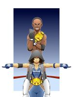 Husband and Wife Champs by Soulbrotha