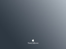 Think Different - Plain by bete-noire