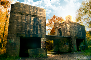 Old Entry gate by BenThijs