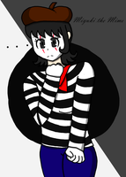 Miyuki the Mime by RichardtheDarkBoy29
