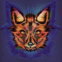FOX color version 2 by MY-METAL-HAND