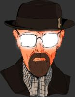 Walter White by IHEOfficial