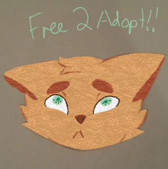 Free 2 Adopt! by Etrenelle