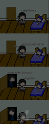 (walfas) Dad is putting her to bed... by Godeung