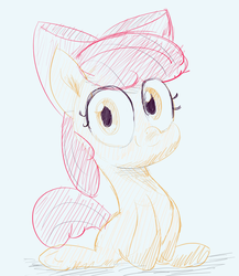The Tiniest Appul by baratus93
