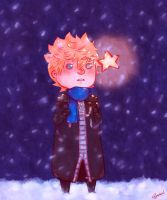 When You Wish Upon A Star by CafeArtist101