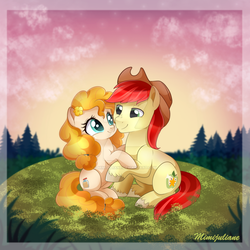 Pearbutter And Brightmac by mimijuliane