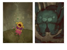 Spiders by -seed-
