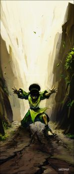 Toph by lychi